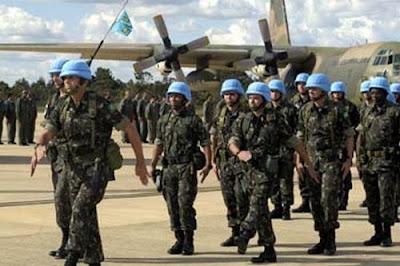 Oposição entrega carta alegadamente de PM a pedir à ONU força de manutenção de paz