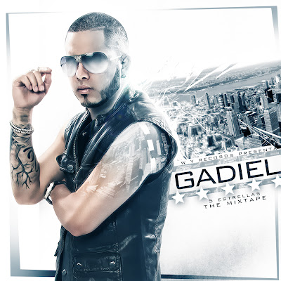 WY Records presenta: Gadiel - 5 Estrellas Mixtape (Cover)