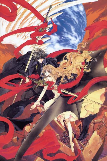 x series, shirou kamui,anime wallpaper