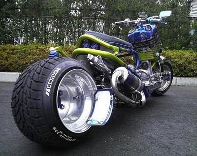 artikel-populer.blogspot.com - Sepeda Skuter yang Unik