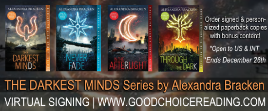 The Darkest Minds Series Special Editions!