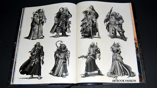 ARTBOOK REVIEW - The Emperor's Will DSC_0047
