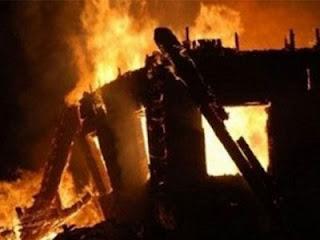 Κάηκε ολοσχερώς αποθήκη στην Ξάνθη