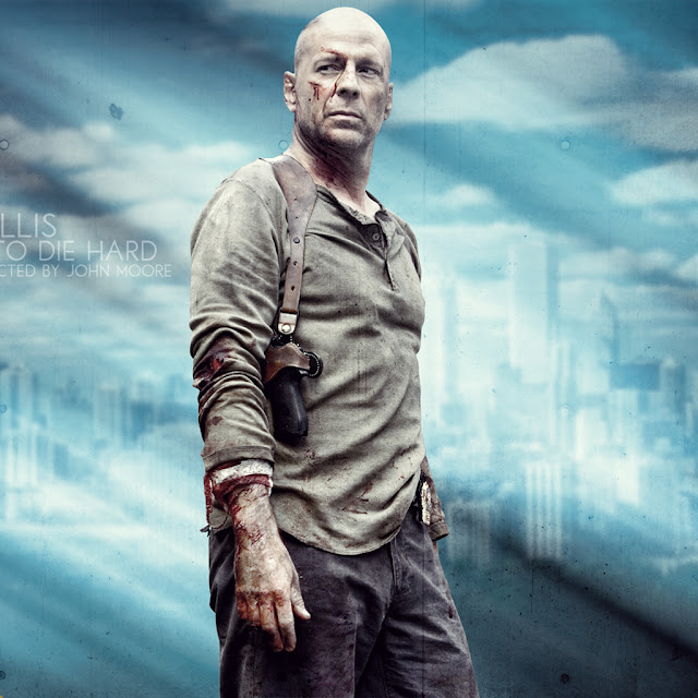 Free download A Good Day To Die Hard iPad wallpaper 03