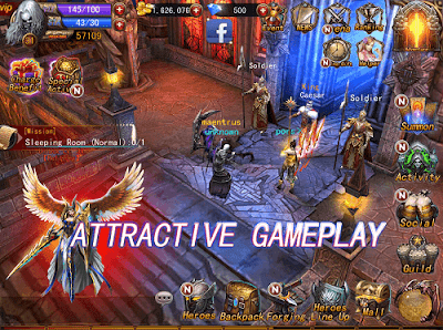 The Exorcists 3D Action v1.0.3 Mod Apk (Mega Mod) 2