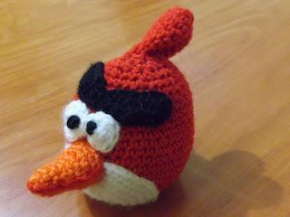 Amigurumi Angry bird