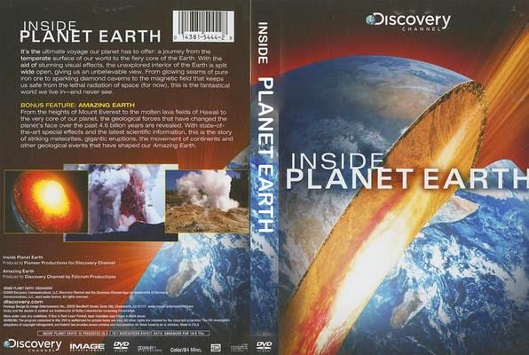 Discovery Channel Dentro do Planeta Terra DVD-R Discovery Channel Dentro do Planeta Terra DVD XANDAODOWNLOAD