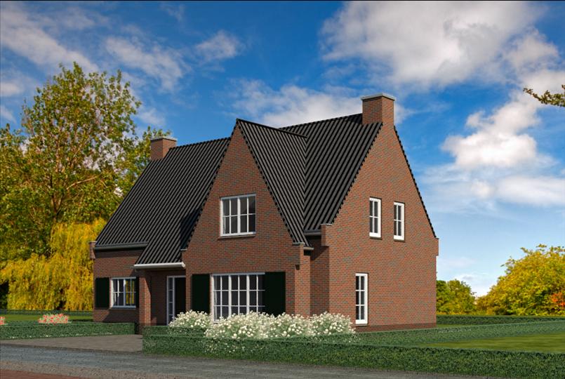 Huisontwerp vrijstaande woning bouwen for Prijzen nieuwbouw vrijstaande woning