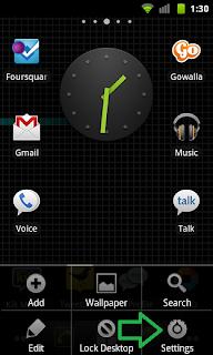 Cara Reset Hp Android