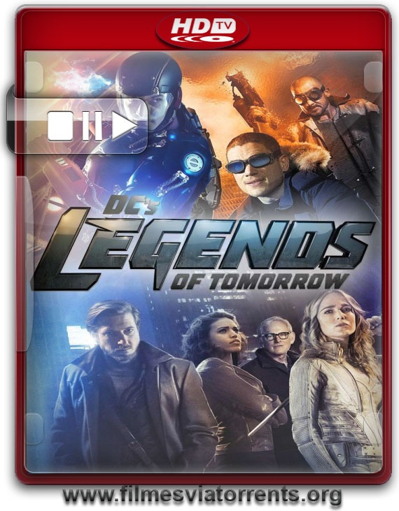 Legends of Tomorrow 1° Temporada