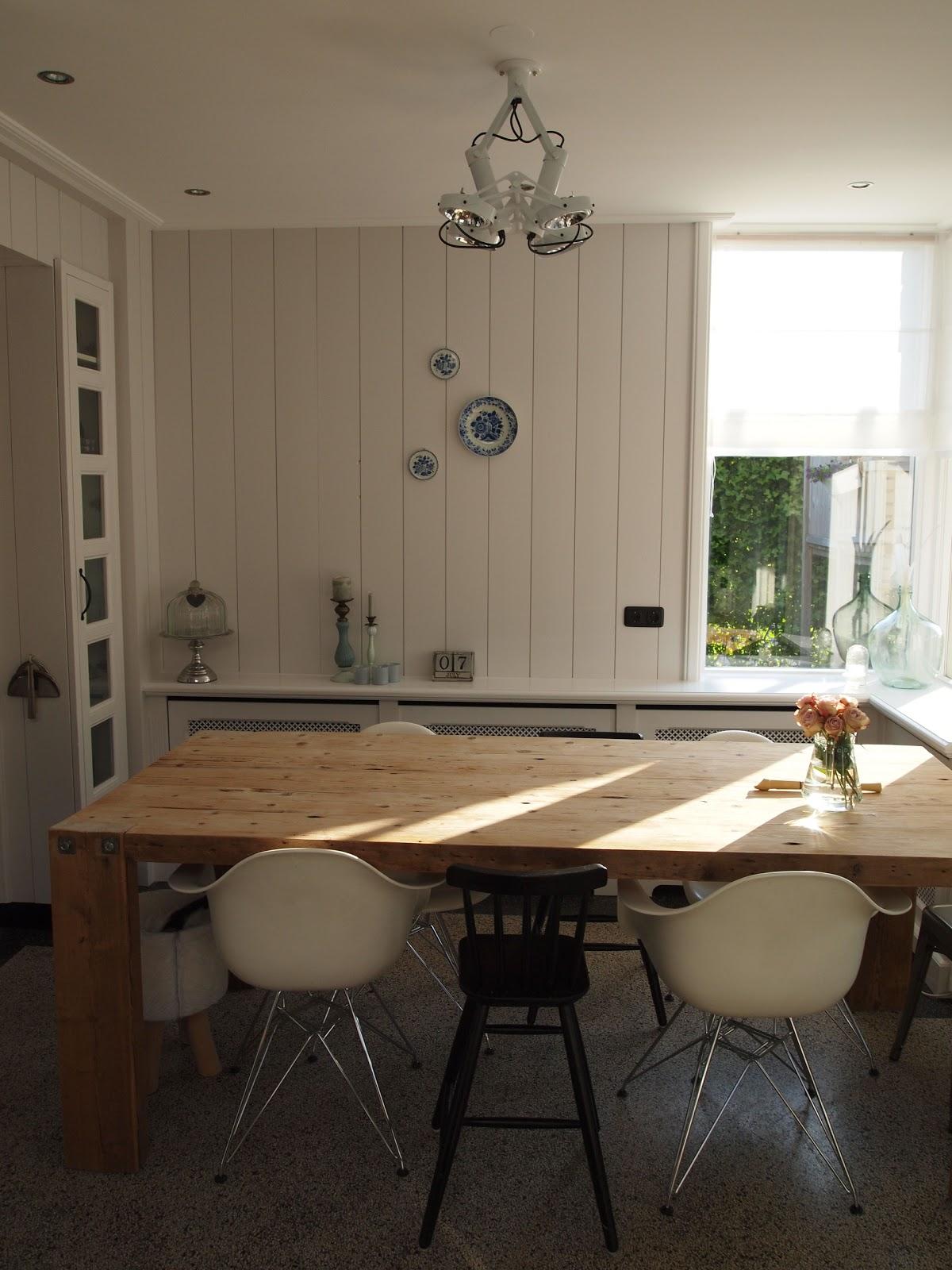 In ons huis: Rondje keuken