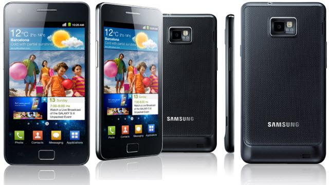 価格と仕様Samsung Galaxy S II
