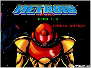 Metroid ROM
