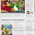 Nuevo diario | Adelanto de la fiesta de puffles