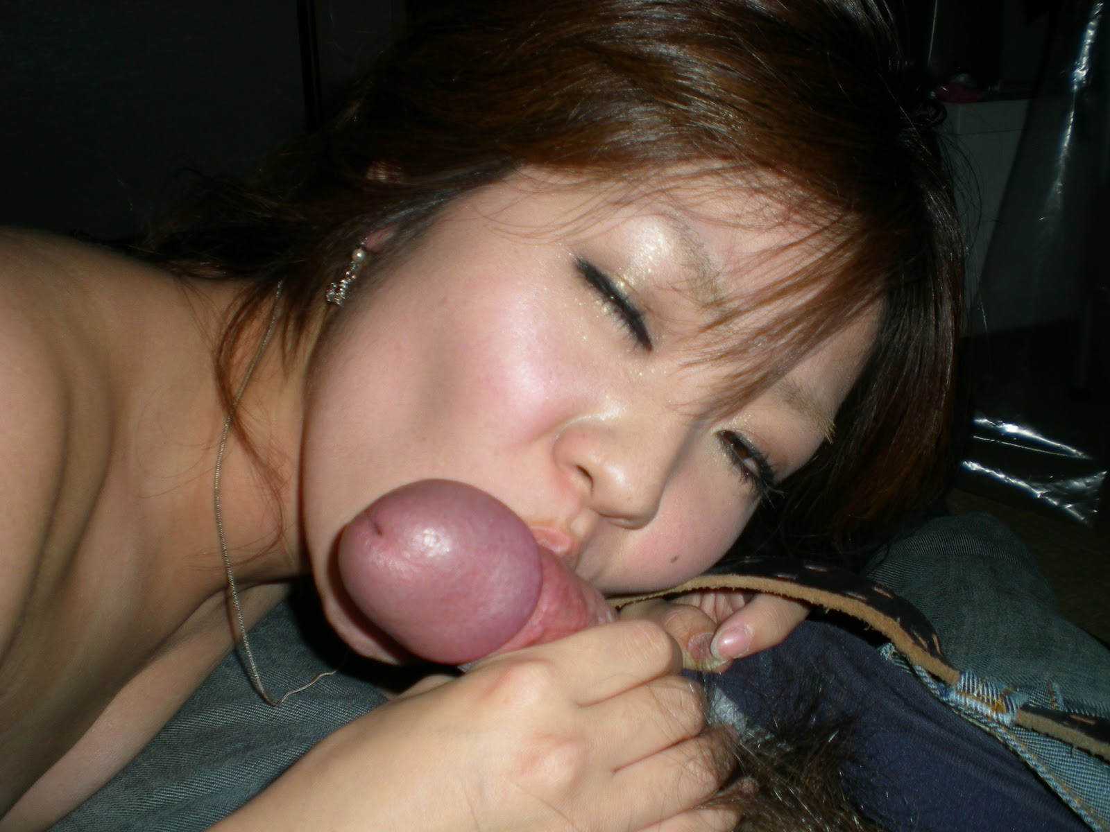private sexy asian blow job