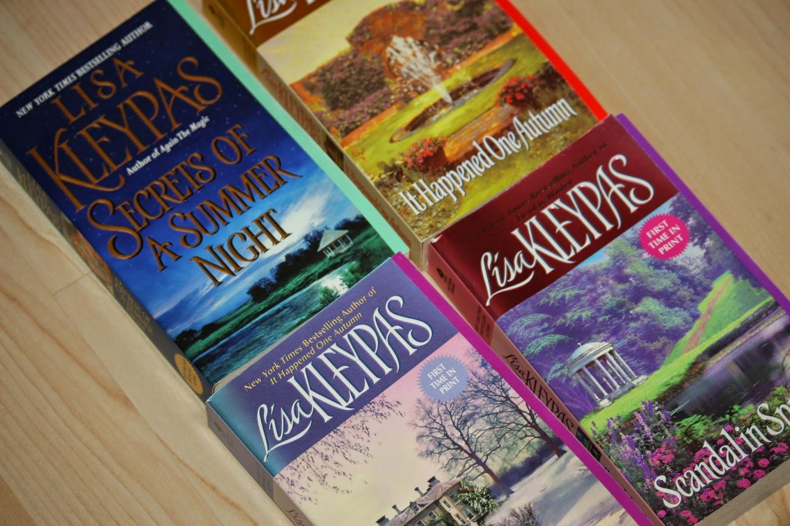 historiske kærlighedsromaner