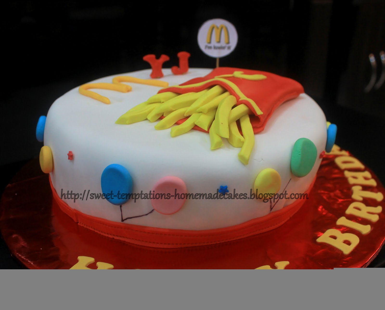 frys cakes