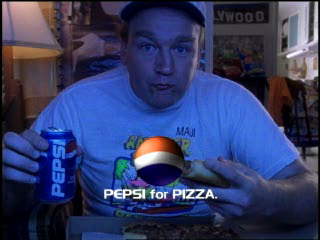 PEPSI for PIZZA