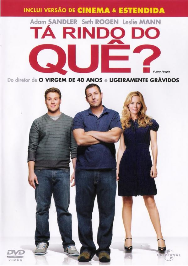 Tá Rindo Do Quê DVDRip Dual Audio