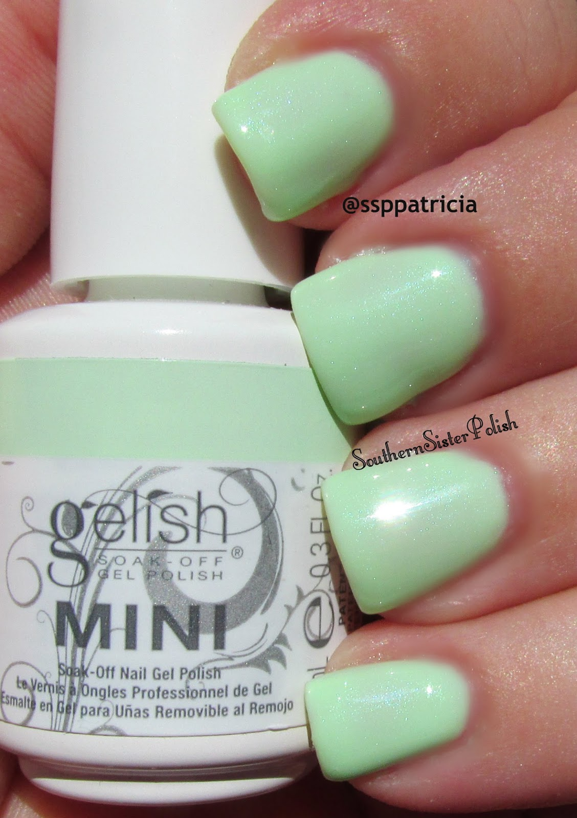 Southern Sister Polish: Hello Pretty Collection from Gelish!