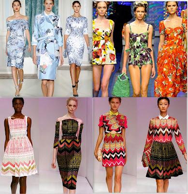 2012 dresses trends
