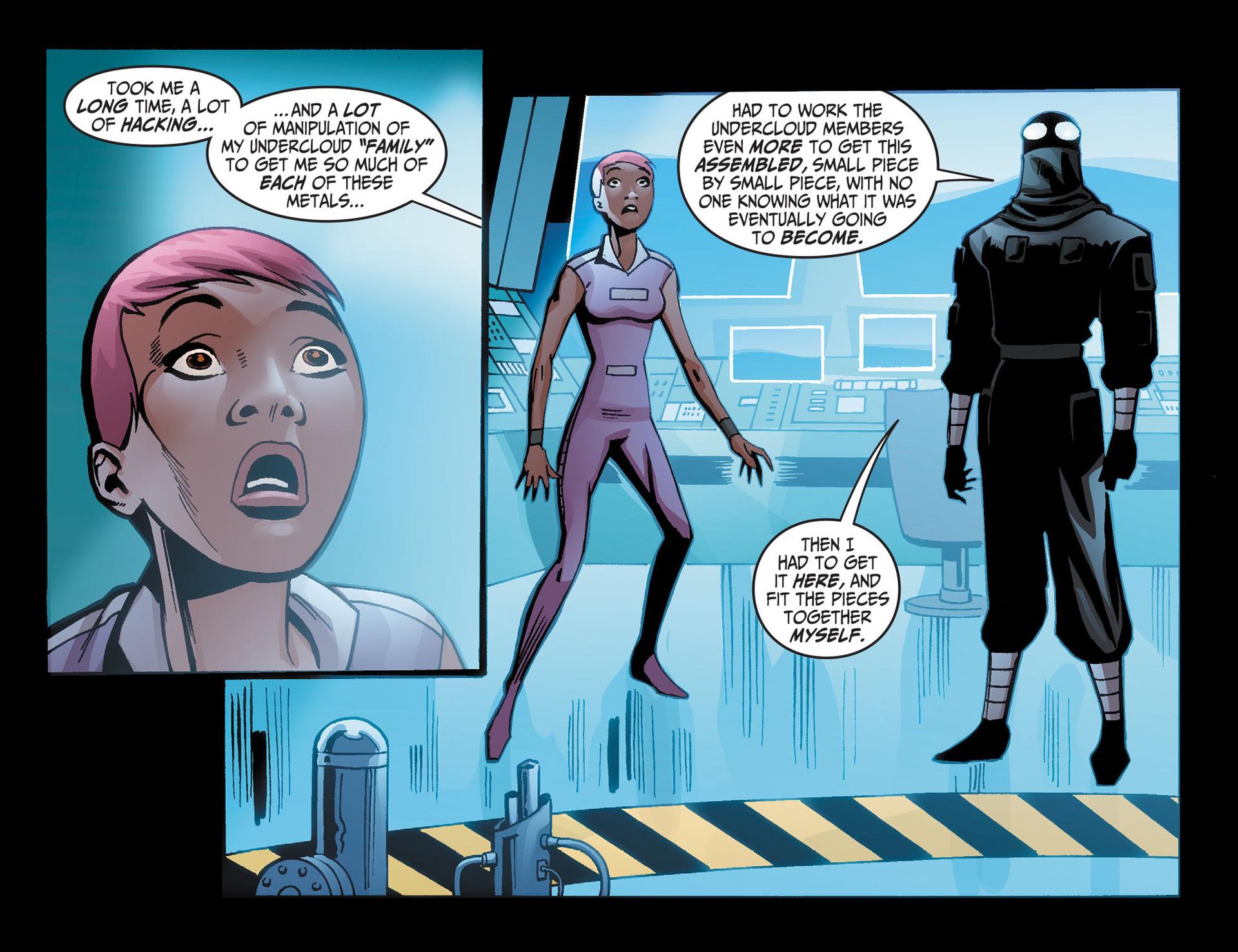 Batman Beyond (2012) Issue #21 #21 - English 3