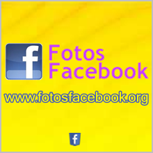 Fotos no Facebook