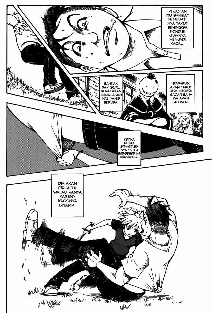 Komik assassination classroom 041 - waktunya talenta beraksi 42 Indonesia assassination classroom 041 - waktunya talenta beraksi Terbaru 13|Baca Manga Komik Indonesia|Mangacan