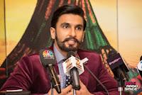 Ranveer & Deepika promotes Ram-Leela at Radio Spice in Dubai