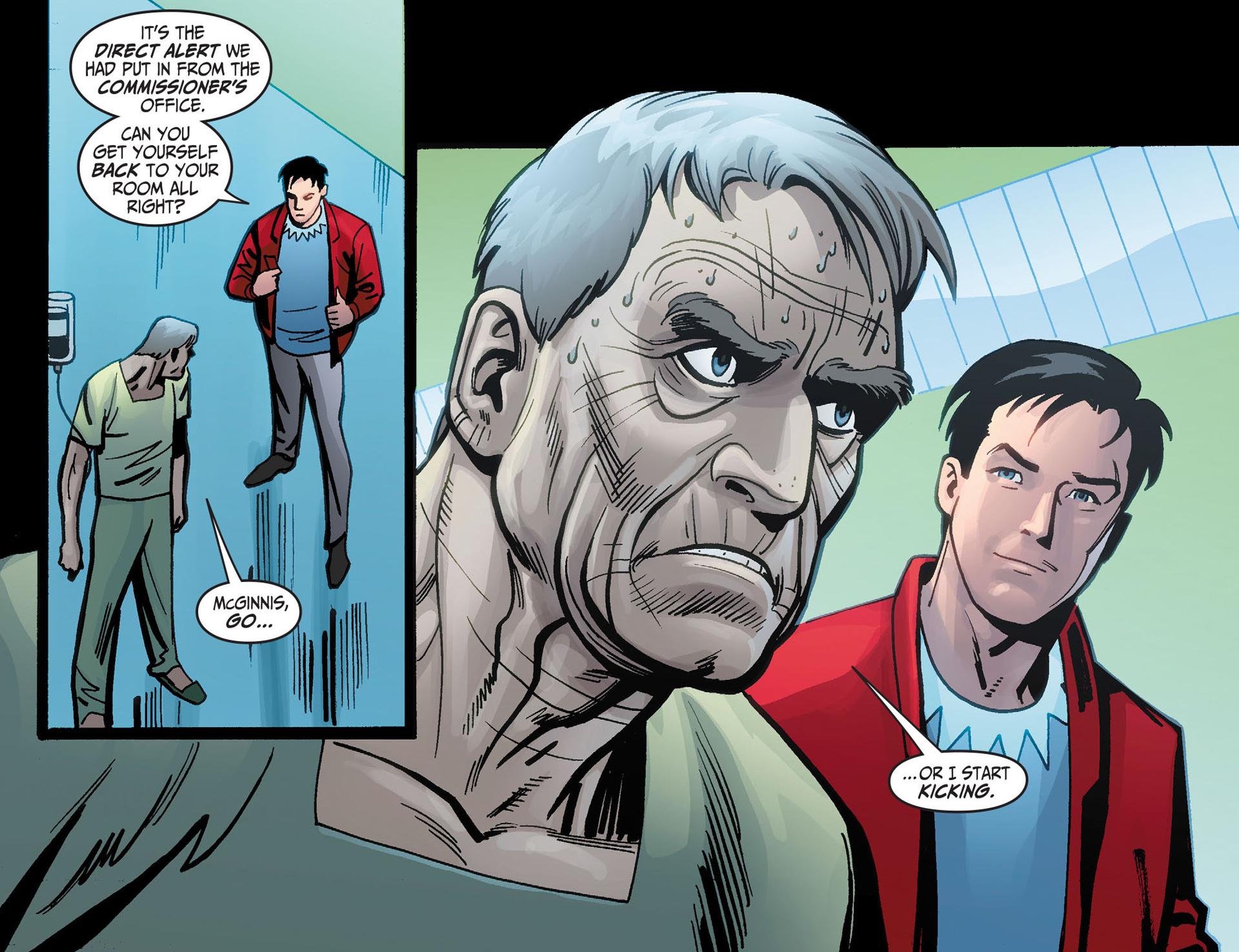Batman Beyond (2012) Issue #21 #21 - English 12