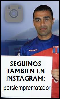 Instagram / @porsiemprematador