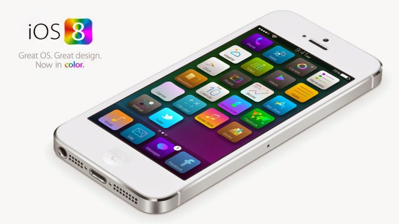 iOS 8 Memiliki 8 Masalah yang Dikeluhkan Pengguna