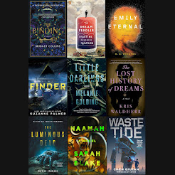 2019 Debut Author Challenge Cover Wars - April Debuts