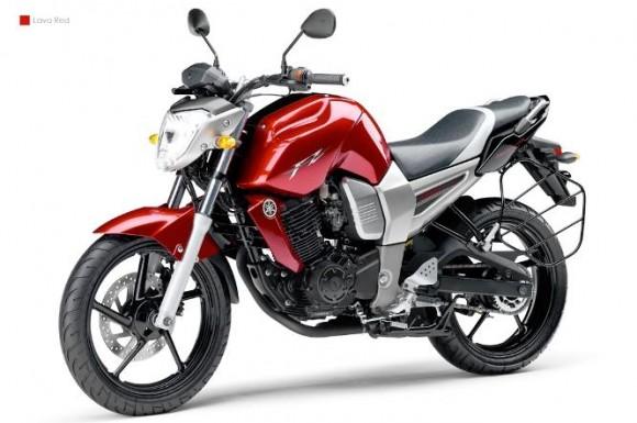 Yamaha fzs price in india car interior design for Yamaha bikes price list