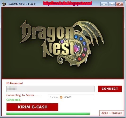 Cheat Hack G CASH GENERATOR GEMSCOOL terbaru 2014