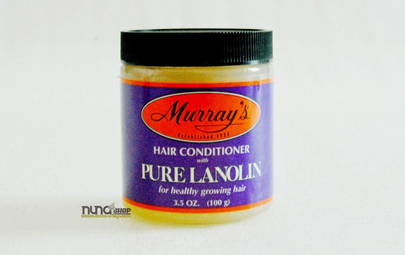 Murray's Hair Conditioner with Pure Lanolin