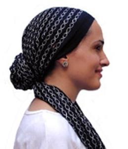 Vestido de la mujer judia