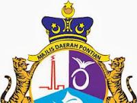 Jawatan Kosong Majlis Daerah Pontian - 7 May 2014