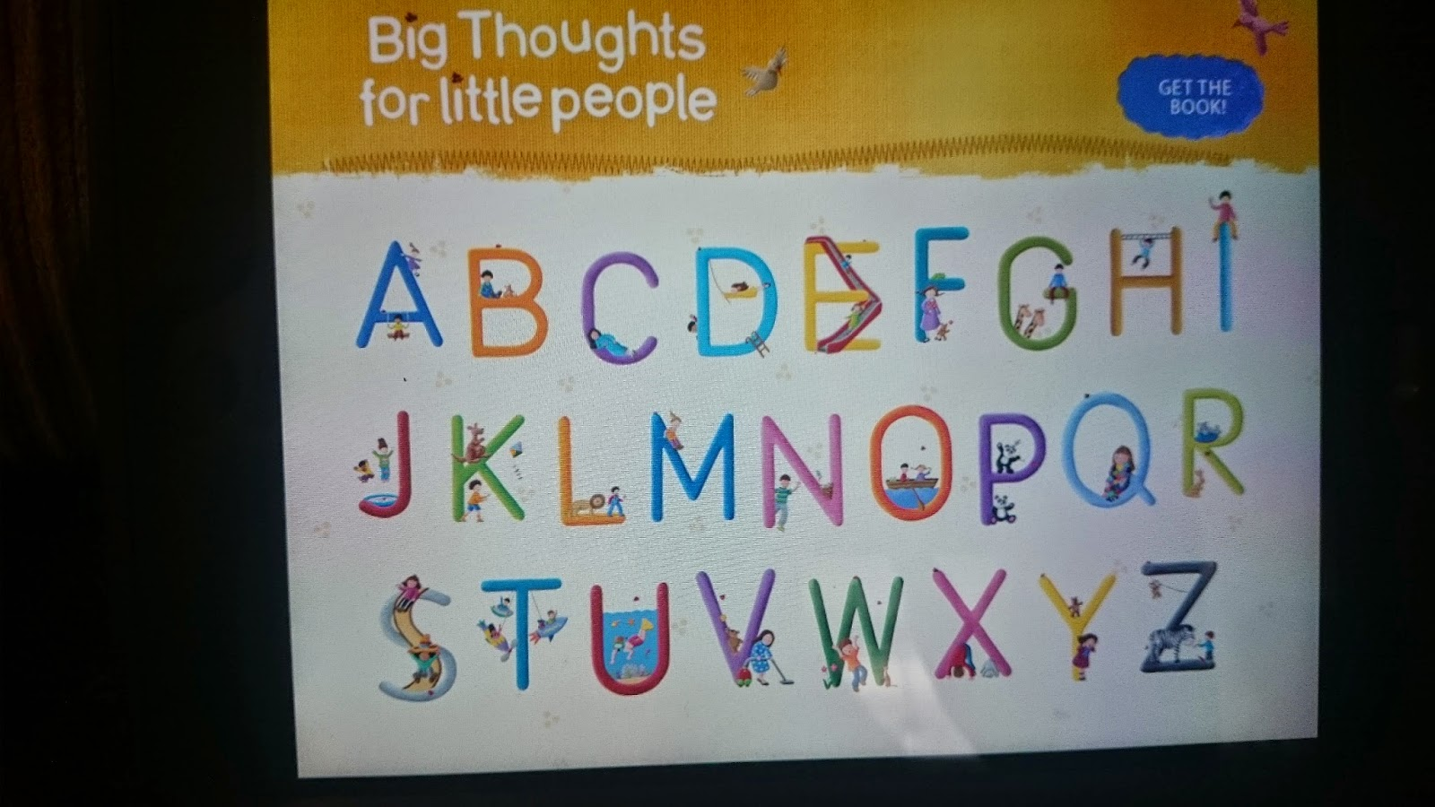 Big Thoughts for Little People on iTunes