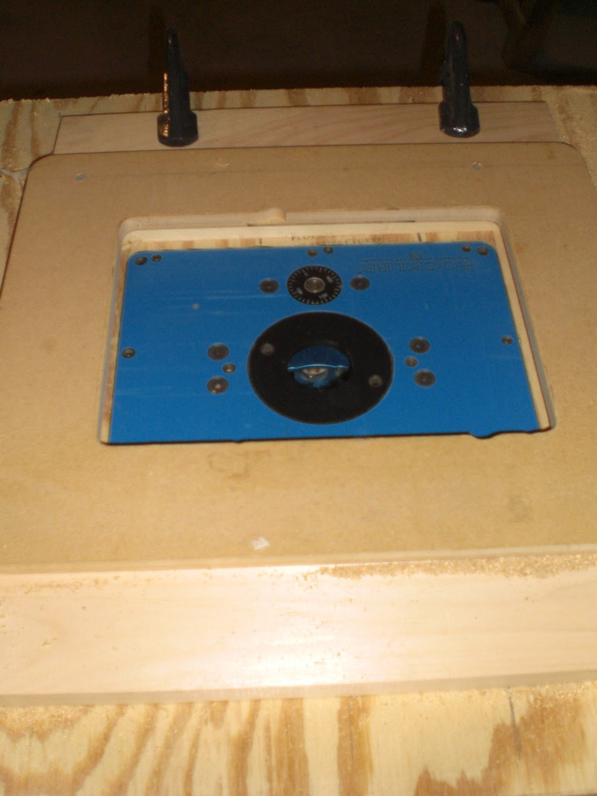 woodsmith router table