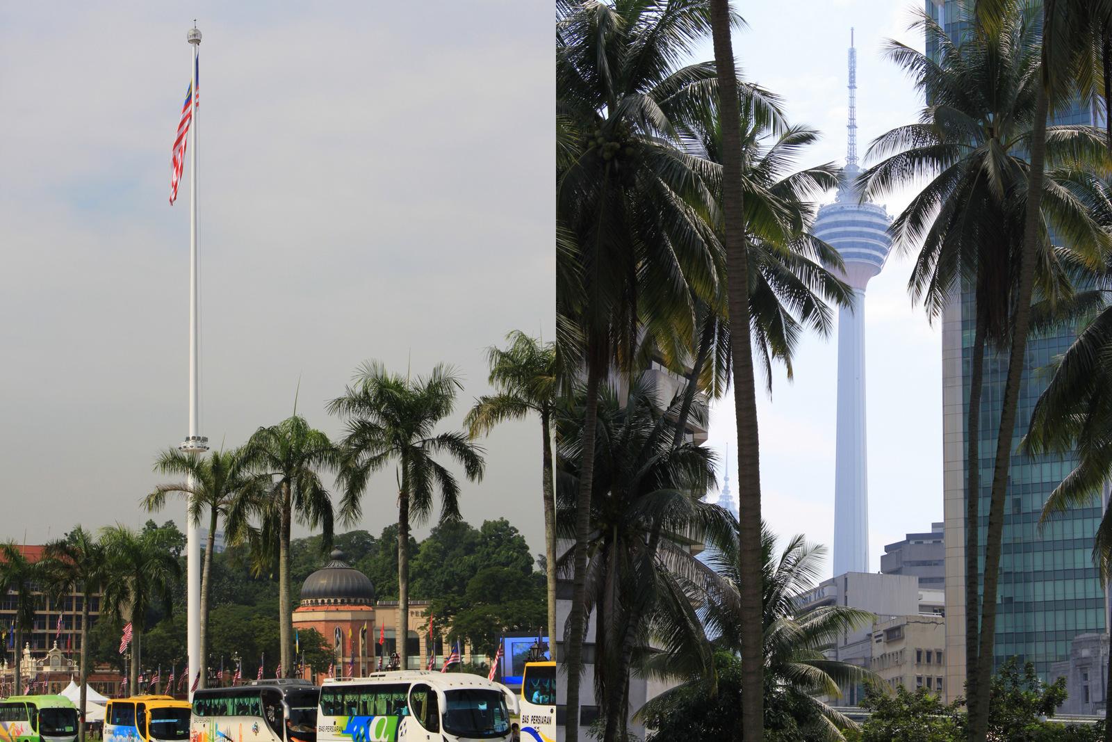 Merdeka Square -Kuala Lumpur