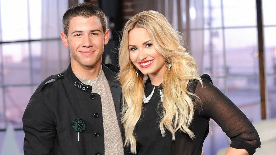 demi lovato nick jonas 2013 dating Demi lovato: i think niall is i've sworn off dating for a long time (click here to watch a video of demi and her mentee) joe jonas and tyler blackburn are.