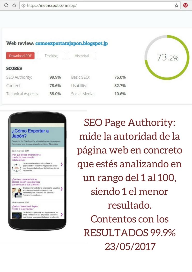 SEO Authority