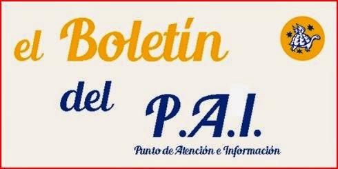 ENLACE AL BOLETÍN DEL PAI