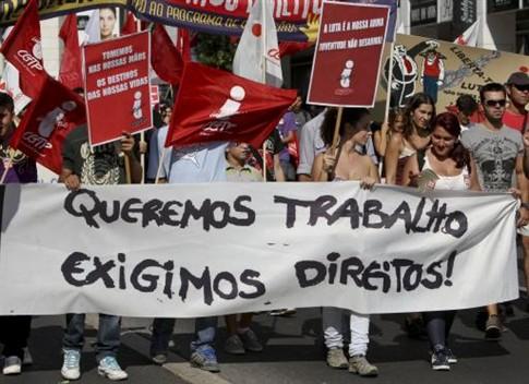 """Portugal: CGTP apela à """"determinação"""" dos sindicatos na """"luta geral dos trabalhadores"""""""