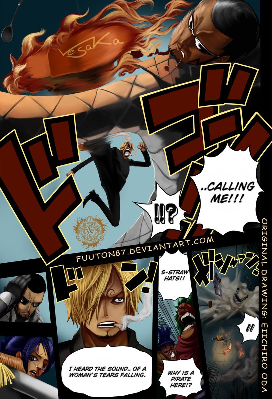 One Piece Chapter 685: Tên tôi là Momonosuke! 022