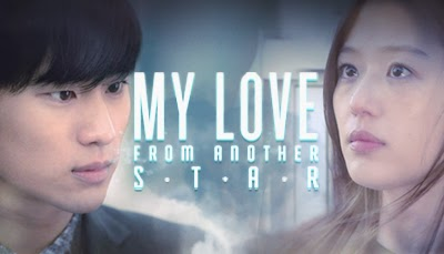 drama d and today it is my love from another star there is 20 episodes