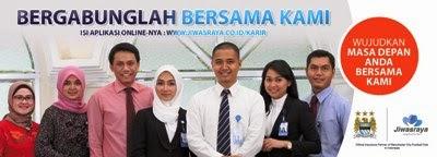 Lowongan Kerja PT Asuransi Jiwasraya