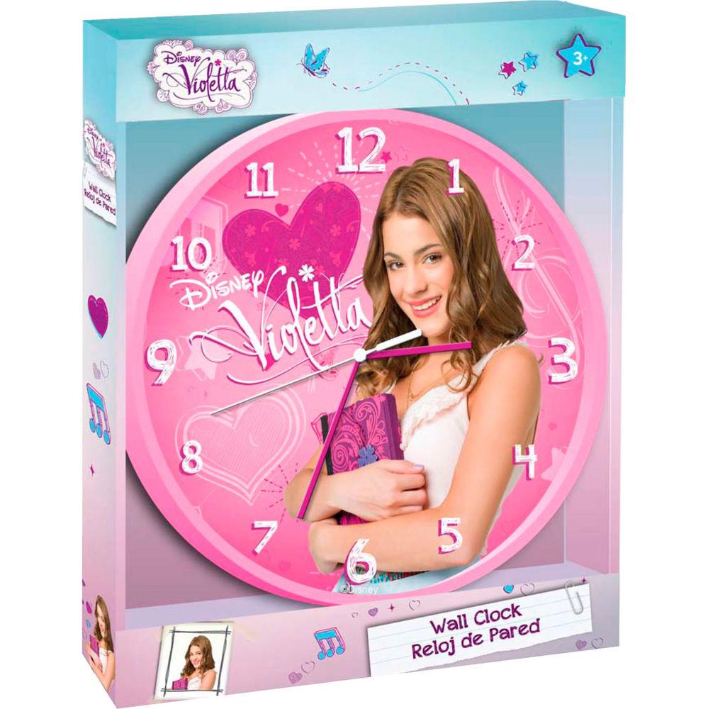Horloge a violetta