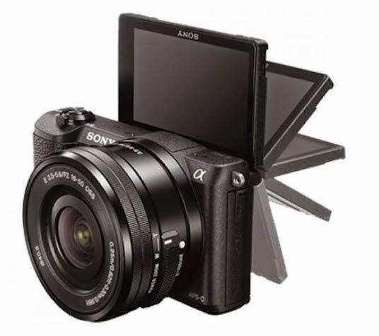 Harga dan Spesifikasi Sony Alpha 5100L